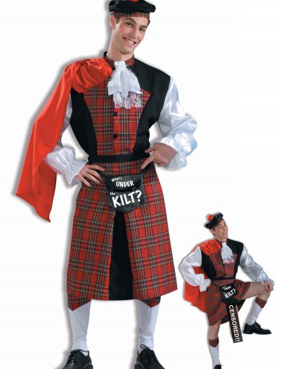 What's Under the Kilt Costume buy now