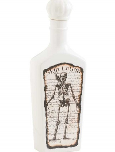 White Bottle with Skeleton buy now