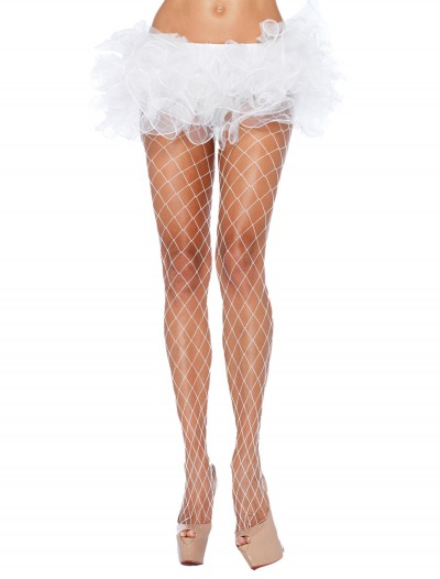 White Fence Net Pantyhose buy now