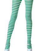 White / Kelly Green Tights buy now
