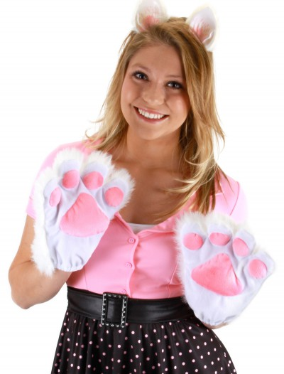 White Kitty Paws buy now