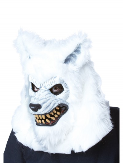 White Werewolf Ani-Motion Mask buy now