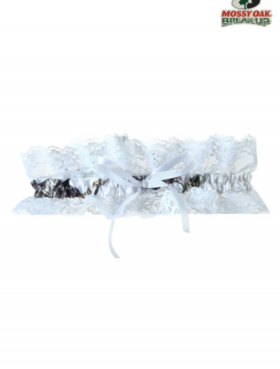 White Mossy Oak Garter buy now