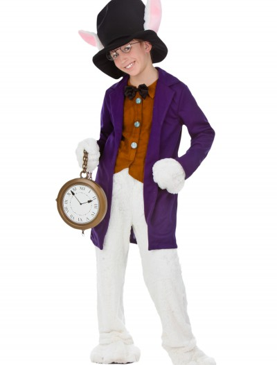 White Rabbit Child Costume buy now
