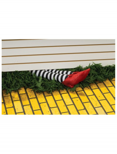 Wicked Witch Legs Prop buy now