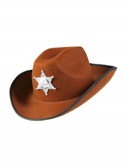 Wild West Sheriff Hat buy now