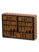 Witchie Witchie Sign buy now