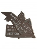 Wizard of Oz Haunted Forest Sign buy now