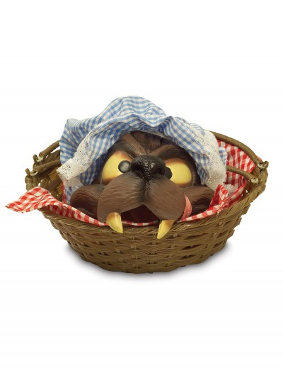 Wolf Head in Basket buy now