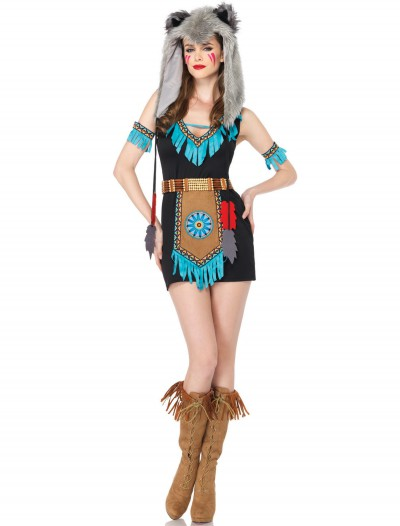 Wolf Warrior Adult Costume buy now