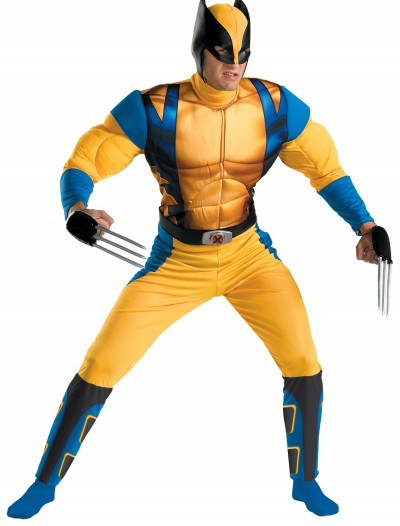 Wolverine Origins Costume buy now