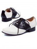 Womens 50s Saddle Shoes buy now