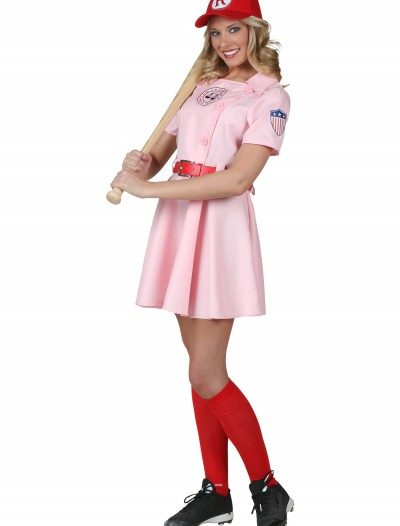 Women's A League of Their Own Dottie Costume buy now