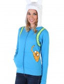 Women's Adventure Time Jake Pocket Hoodie buy now