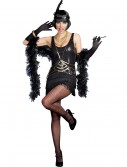 Womens Ain't Misbehavin' Flapper Costume buy now