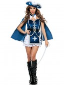 Women's All For You Musketeer Costume buy now