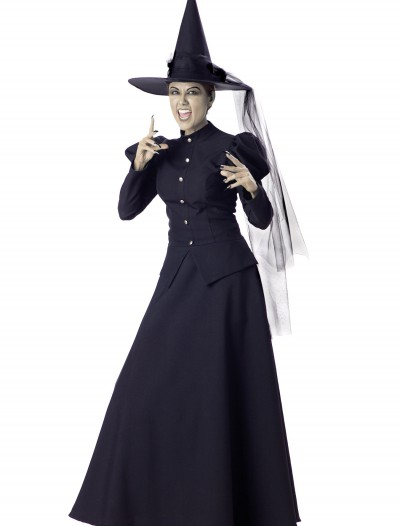 Women's Black Witch Costume buy now