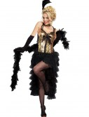 Women's Burlesque Bombshell Costume buy now