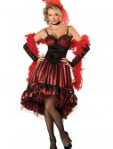 Women's Can Can Costume buy now