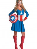 Women's Captain America Costume buy now