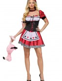 Womens Card Queen of Hearts Costume buy now