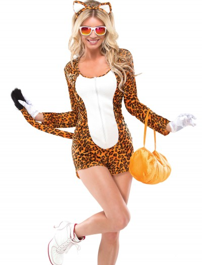 Womens Cheeky Cheetah Costume buy now