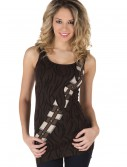 Womens Chewbacca Tank Top buy now