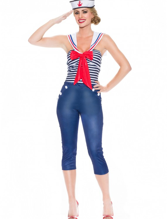Women's Come Sail Away Costume buy now