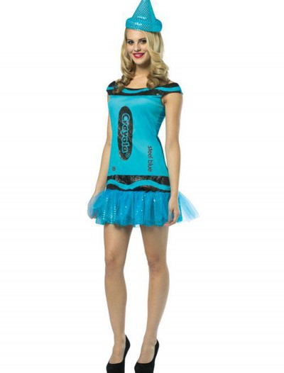 Women's Crayola Glitz Blue Dress buy now