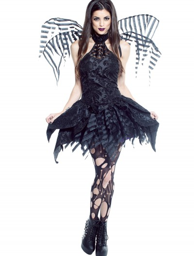 Womens Dark Fairy Costume buy now