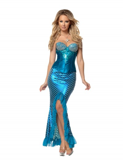 Womens Deluxe Blue Mermaid buy now