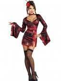 Women's Dragon Tattoo Geisha Costume buy now