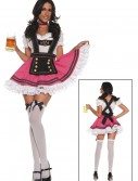 Women's Fancy Beer Girl Costume buy now