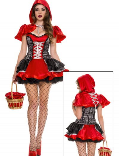 Women's Fiery Lil' Red Costume buy now