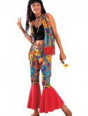 Womens Flower Power Costume buy now
