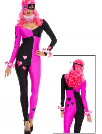 Women's Heart Striking Harley Costume buy now