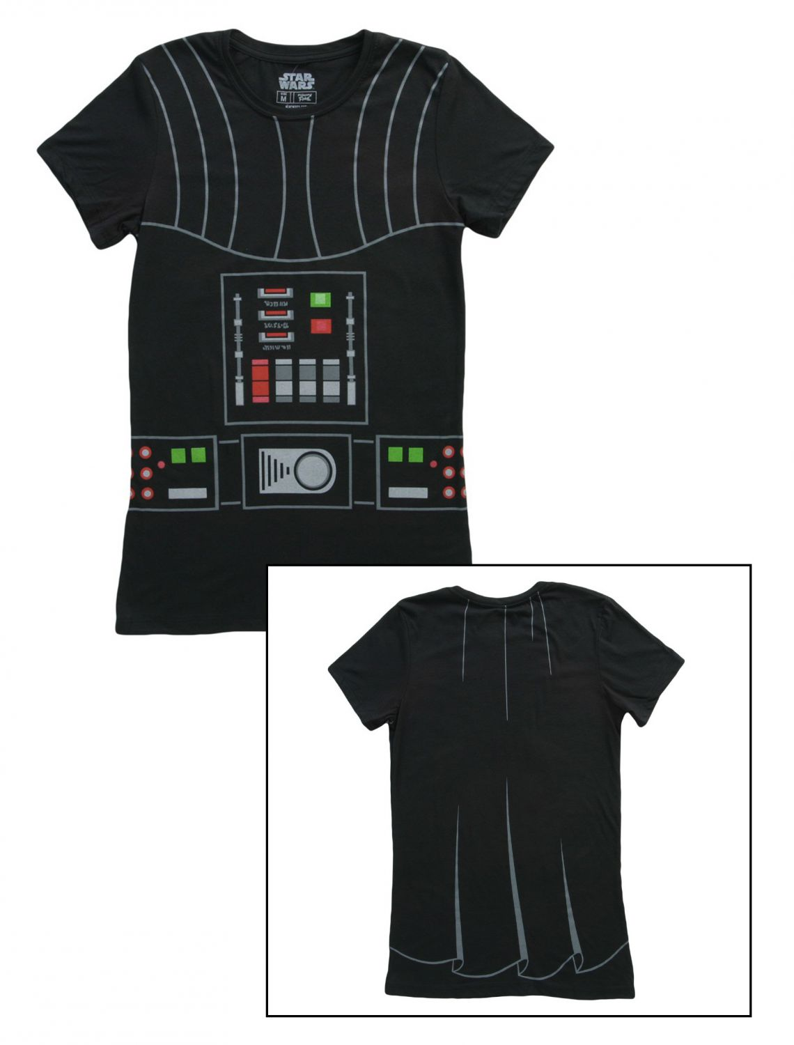 Darth vader t shirt costume