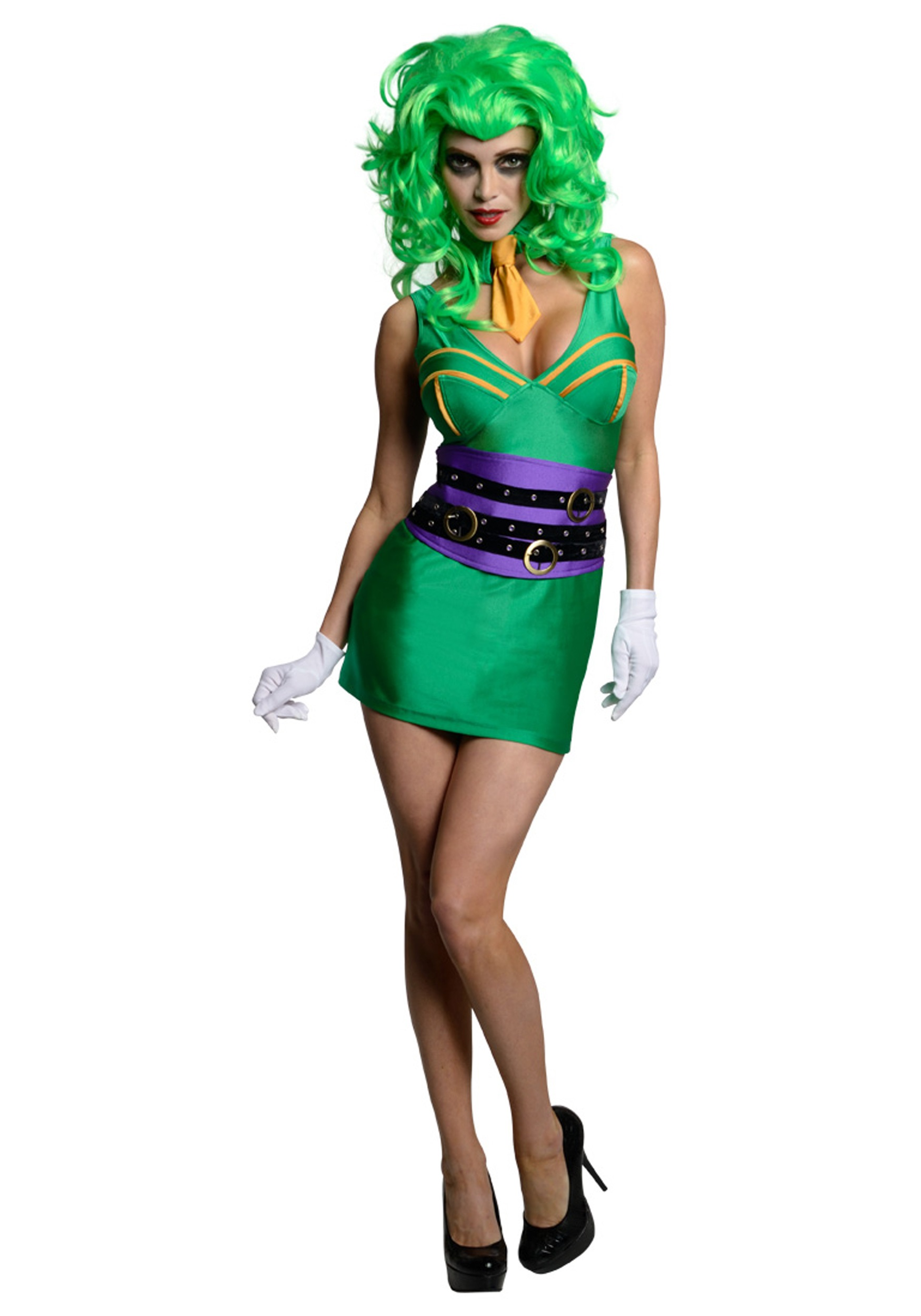 Nice Womens Joker Costume Buy Now