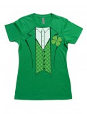 Womens Leprechaun Costume T-Shirt buy now