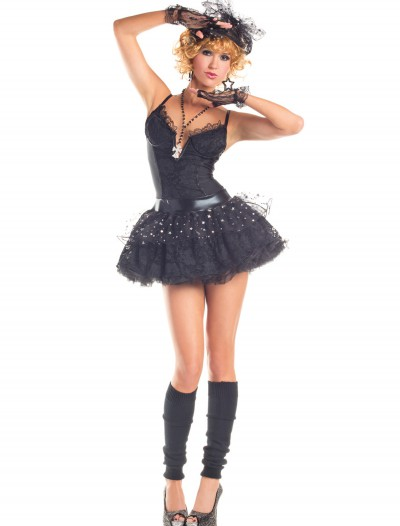 Women's Material Pop Star Costume buy now