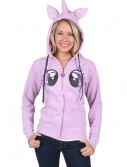 Women's MLP Twilight Face Costume Hoodie buy now
