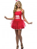 Women's M&M Red Party Dress buy now