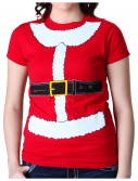Womens Mrs Claus Costume T-Shirt buy now