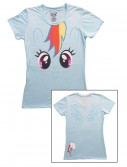 Womens My Little Pony Rainbow Dash T-Shirt buy now