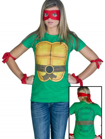 Womens Ninja Turtle T-Shirt buy now