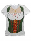 Womens Oktoberfest Fraulein T-Shirt buy now