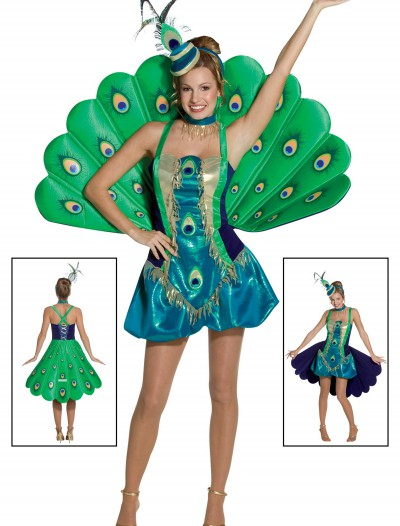 Womens Peacock Costume buy now