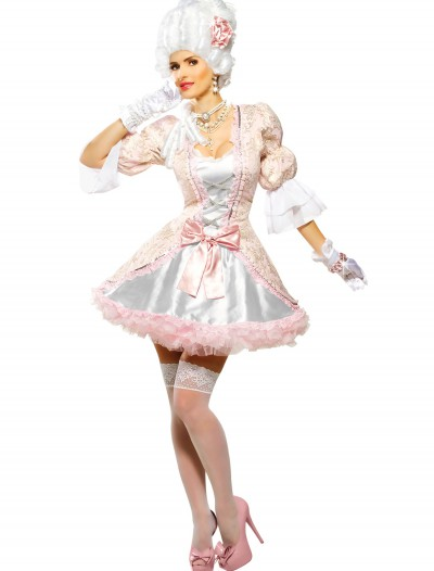 Womens Pink Marie Antoinette Costume buy now