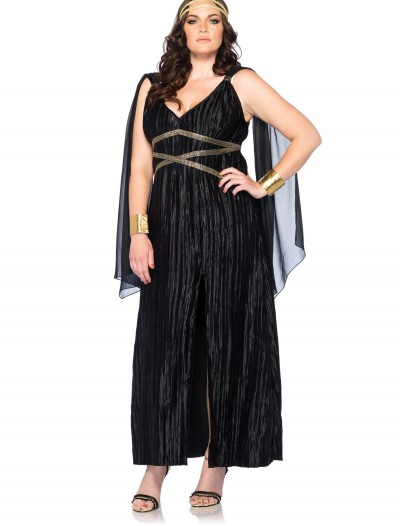 Women's Plus Size Dark Goddess Costume buy now