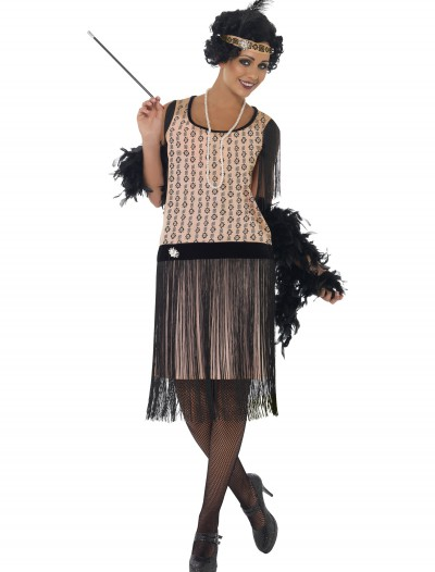 Women's Plus Size 1920s Coco Flapper Costume buy now